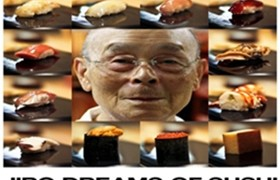 Jiro : Dreams Of  Sushi